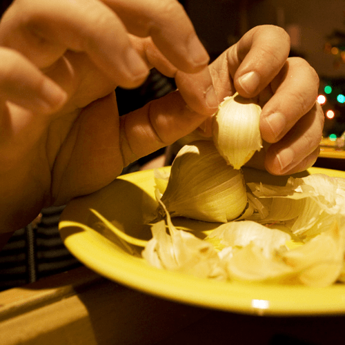 How to Get Rid of Garlic Smell