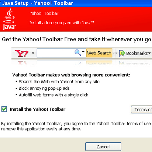 How to get rid of yahoo toolbar how to get rid of stuff for How to get rid of things