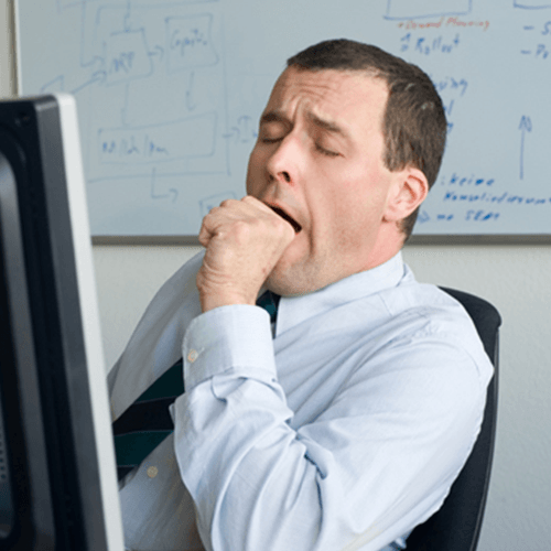 How to Get Rid of Yawning